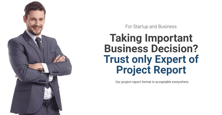 How to project report for bank loan