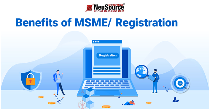 MSME Registration certificate