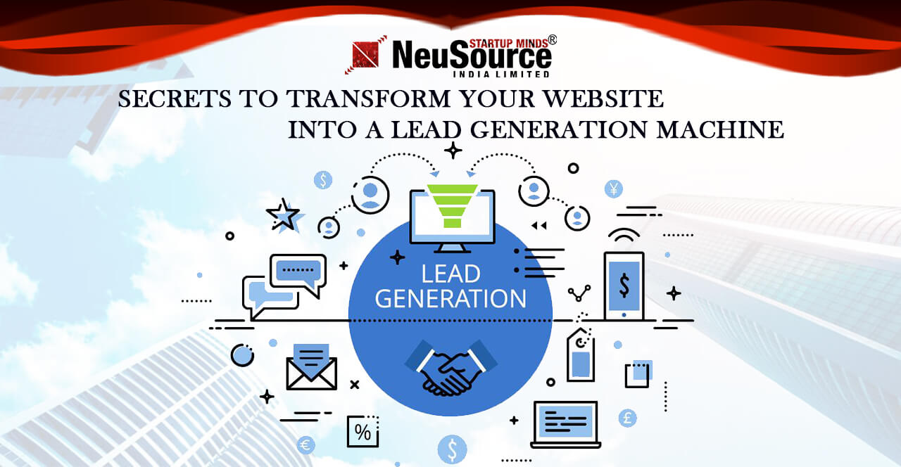 Turn Your Website into a Lead Generation