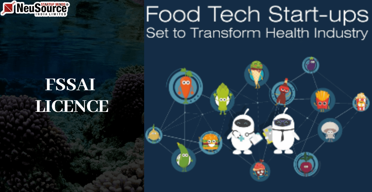 Fssai Licence for Foodtech Startup