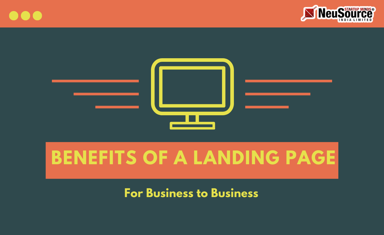 Benefits of a Landing Page