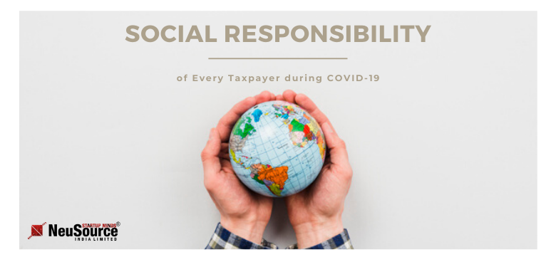 Social Responsibility Of Every Taxpayer