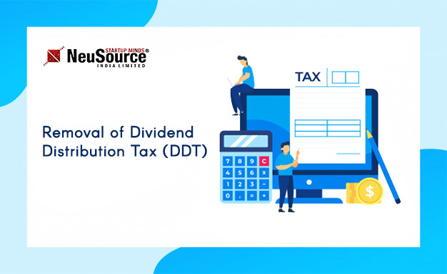 Dividend Distribution Tax Remove in Budget 2020