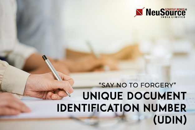 UDIN Registration