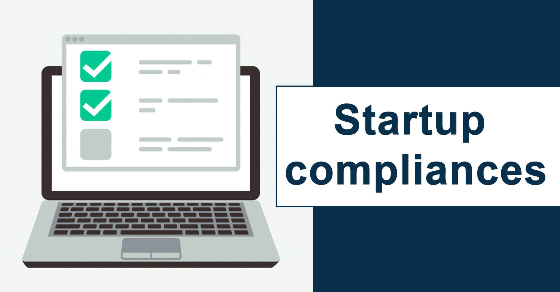 Startup Compliance Package