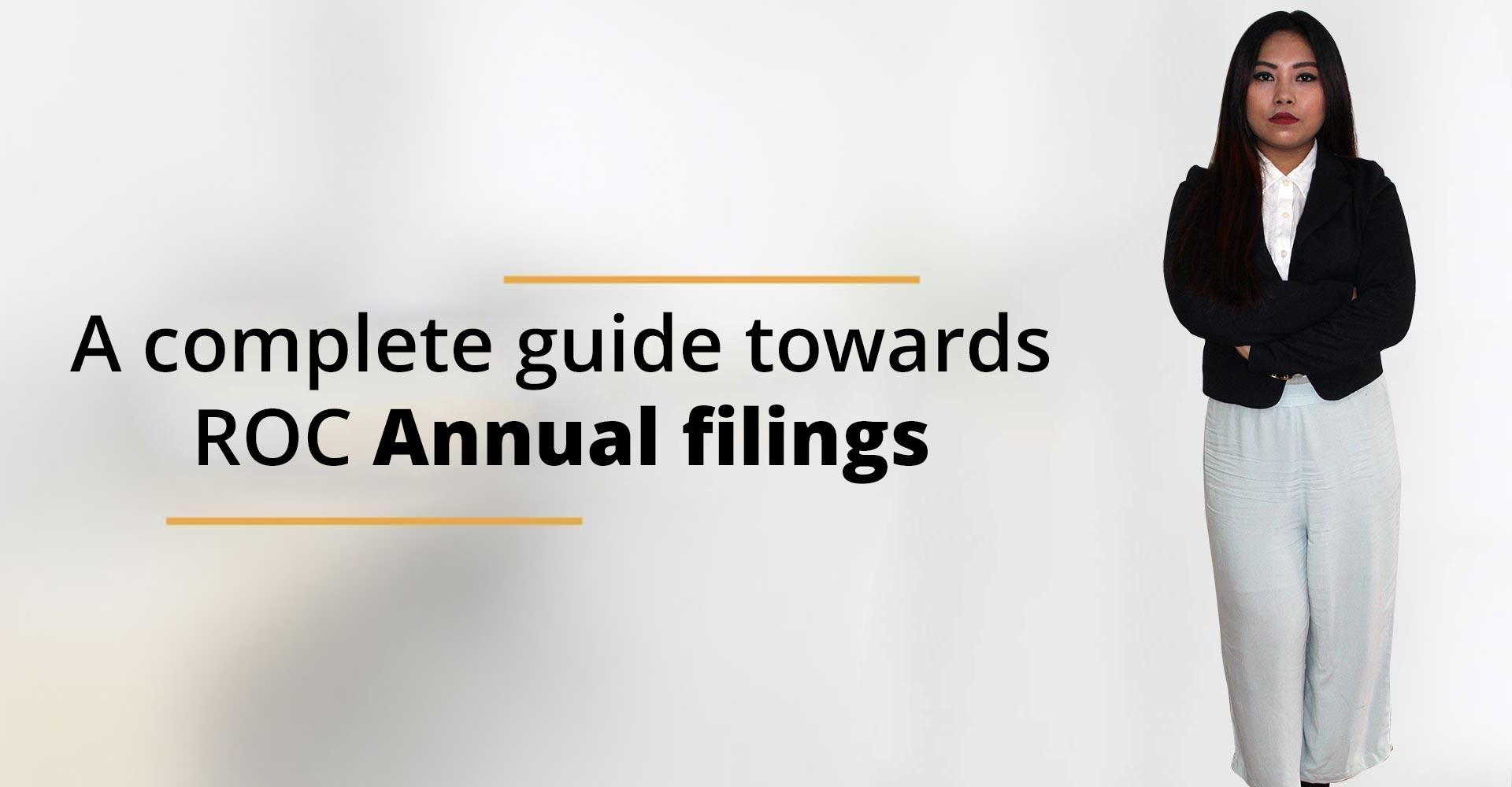 ROC Annual filings