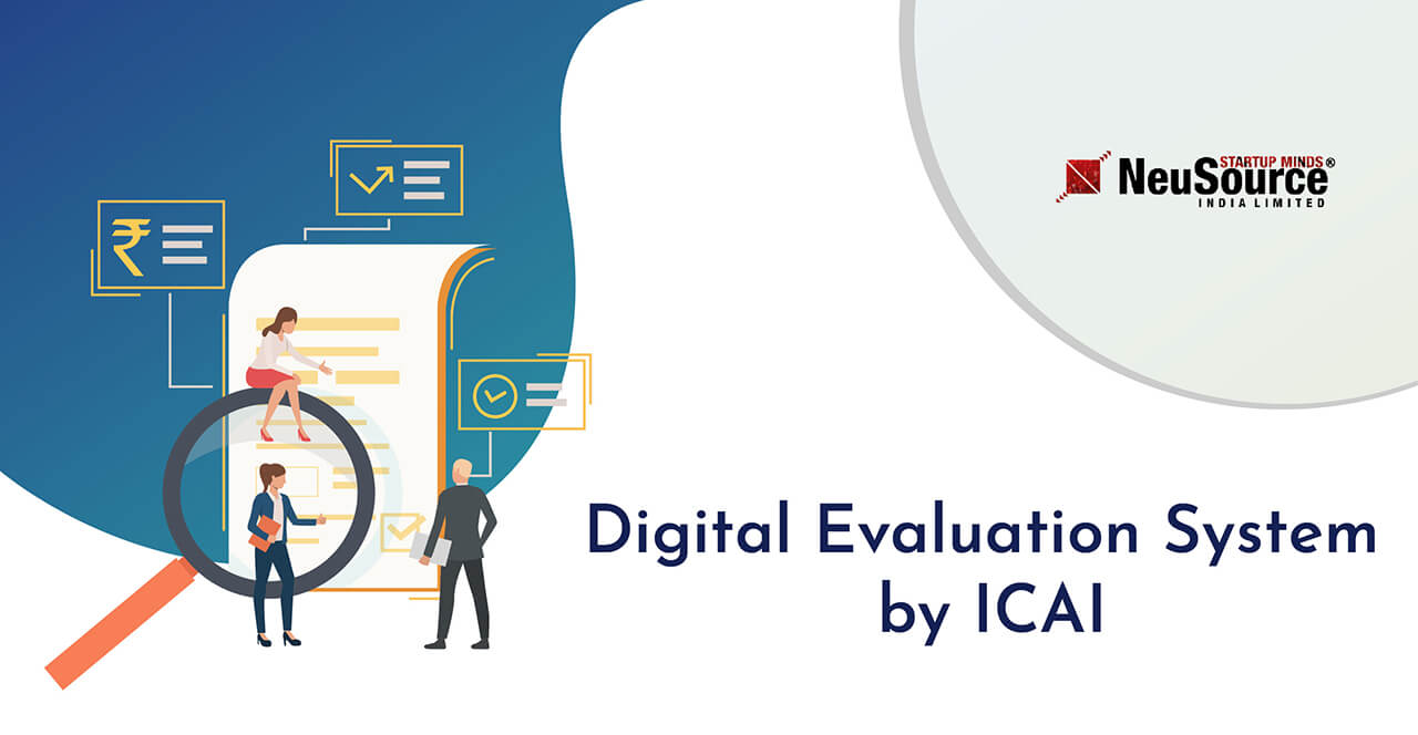 Digital Evaluation System for CA Final Exam