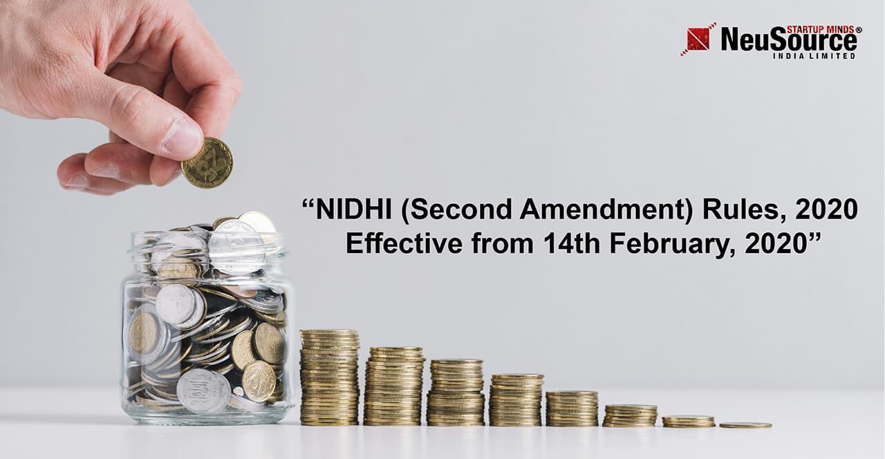 NIDHI Second Amendment Rules