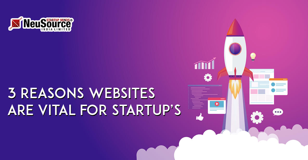 Importance of Website in Startup